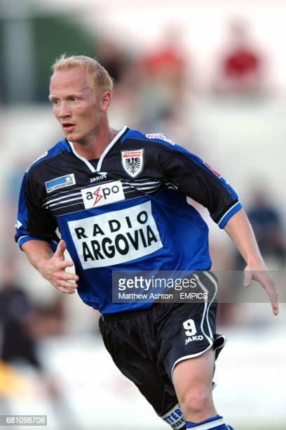Rainer Bieli FC Aarau