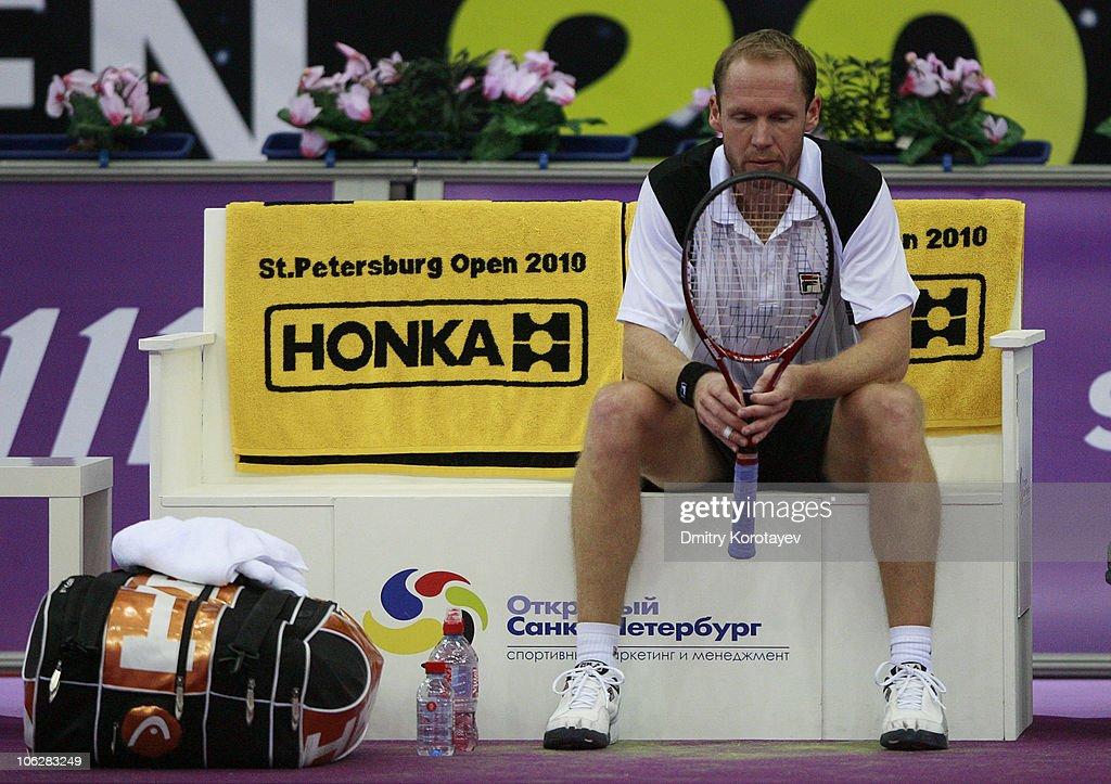 St. Petersburg Open 2010 - Day Five