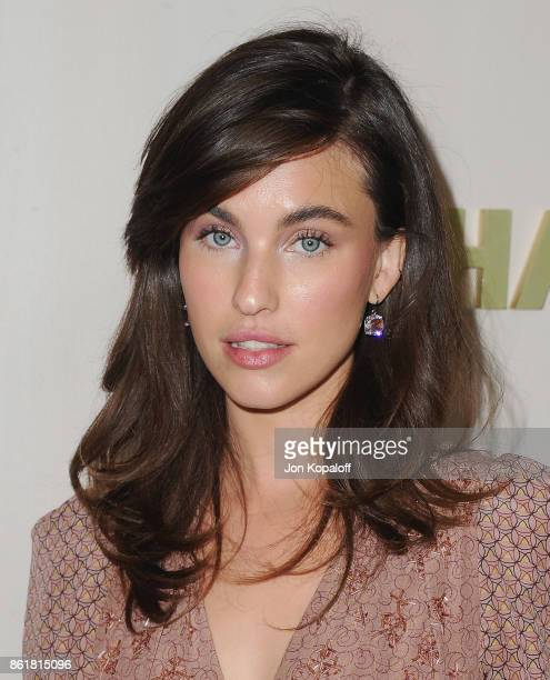 Rainey Qualley arrives at the Hammer Museum Gala In The Garden at Hammer Museum on October 14 2017 in Westwood California