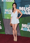Rainey Qualley attends the 2015 CMT Music awards at the Bridgestone Arena on June 10 2015 in Nashville Tennessee