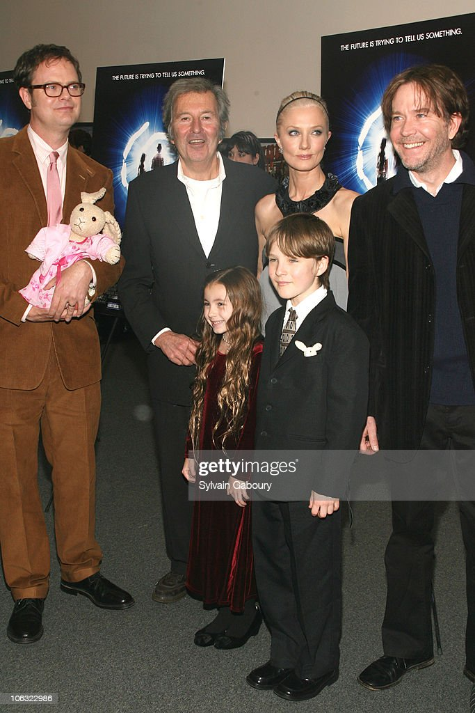 Rainn Wilson Bob Shaye Rhiannon Leigh Wryn Chris O'Neil Joely Richardson and Timothy Hutton