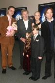 Rainn Wilson Bob Shaye Rhiannon Leigh Wryn Chris O'Neil Joely Richardson and Timothy Hutton