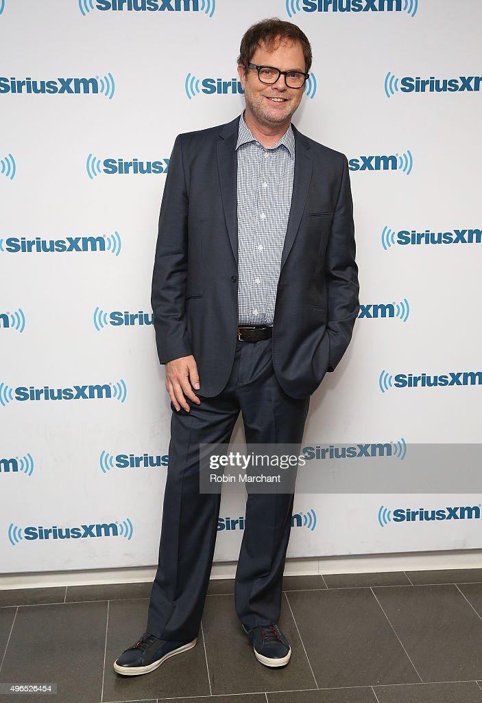 <a gi-track='captionPersonalityLinkClicked' href=/galleries/search?phrase=Rainn+Wilson&family=editorial&specificpeople=534993 ng-click='$event.stopPropagation()'>Rainn Wilson</a> visits at SiriusXM Studios on November 10, 2015 in New York City.