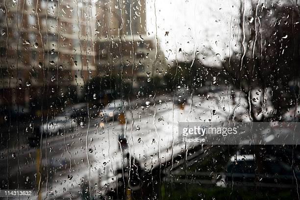 Rainy day apartments