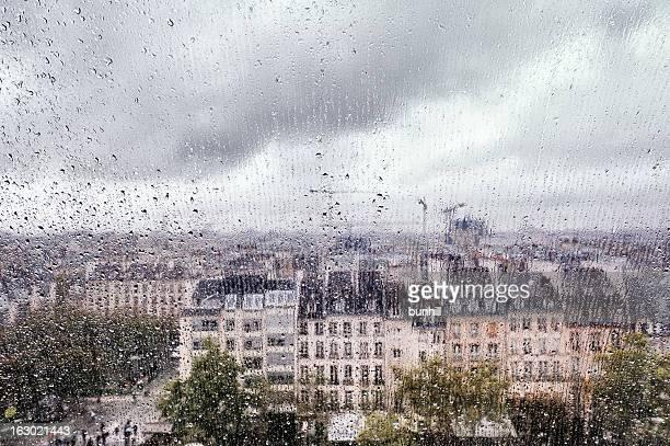 Jour de pluie à Paris