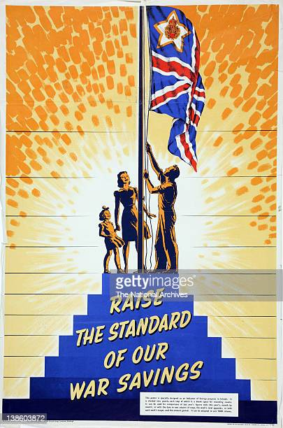 Raise the Standard of our War Savings 1943