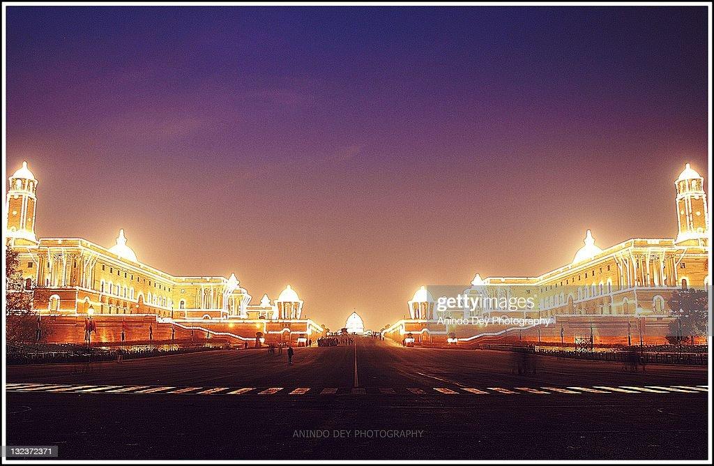 Raisina Hill, New Delhi