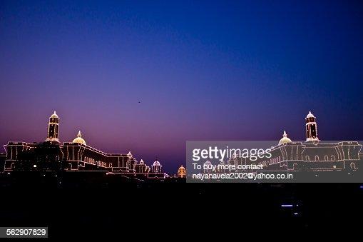 Raisina Hills, Delhi
