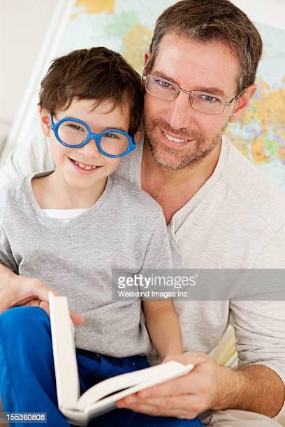 Raising a little reader