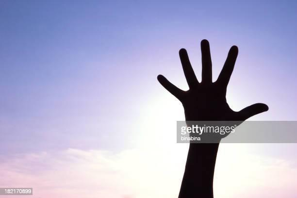Segnalazione di mano