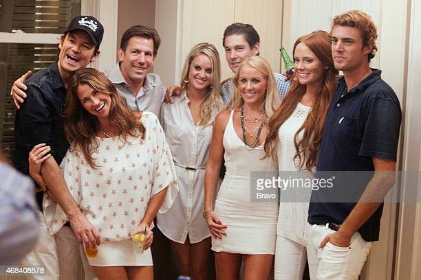 CHARM 'Raising the Roof' Episode 203 Pictured Whitney SudlerSmith Landon Clements Thomas Ravenel Craig Conover Jennifer Snowden Kathryn Dennis...