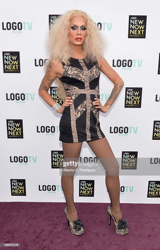 Raja attends the 2013 NewNowNext Awards at The Fonda Theatre on April 13, 2013 in Los Angeles, California.