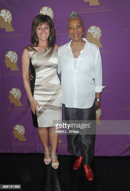 Raja Marhaba and Cyndy Reece at The Jonathan Foundation Presents The 2017 Spring Fundraising Event To Benefit Children With Learning Disabilities...