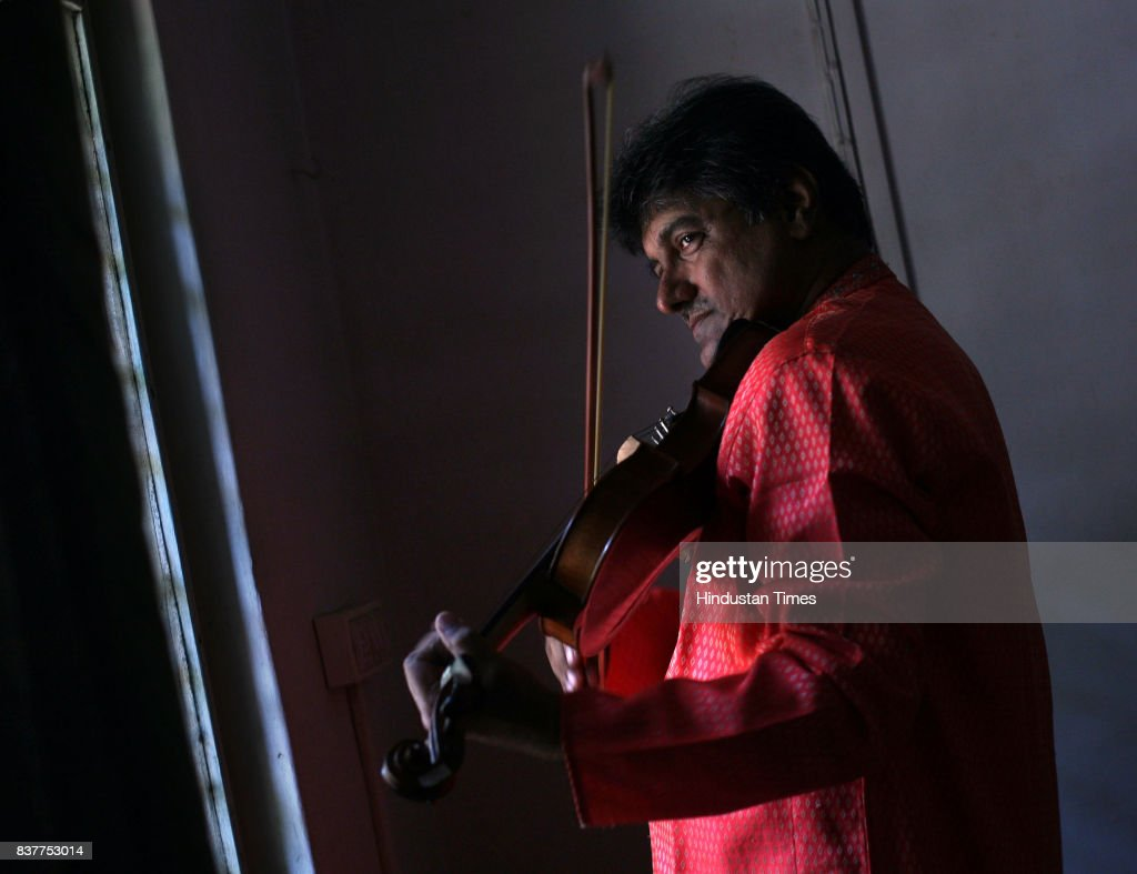 Rajan Madhukar Panchikar who runs the Vishwanath Sangeet Vidyalaya in Borivli.