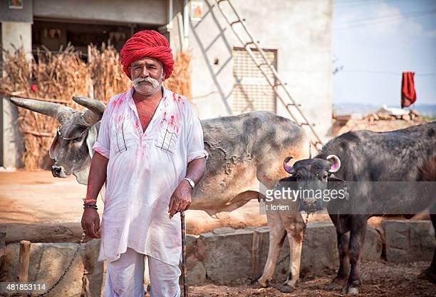 Rajastan Farmer.