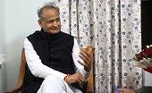 IND: Interview Of Rajasthan Chief Minister Designate Ashok Gehlot