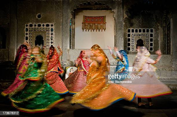 Rajasthani dances