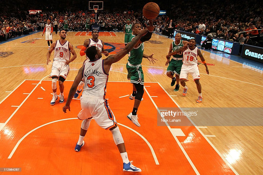 Boston Celtics v New York Knicks - Game Three