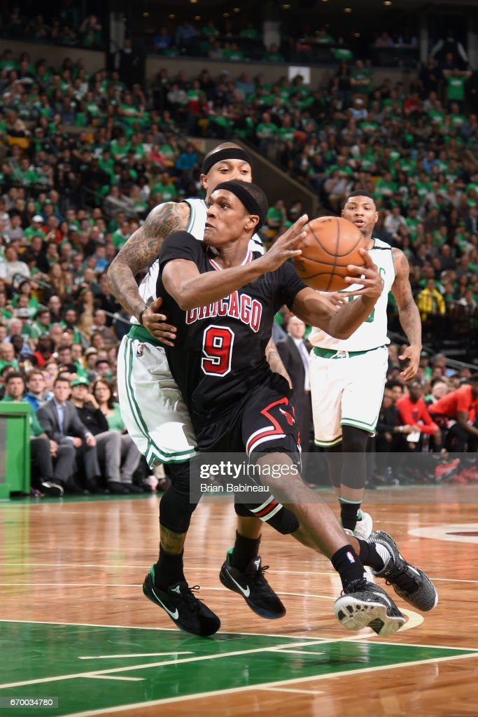 Chicago Bulls v Boston Celtics - Game Two