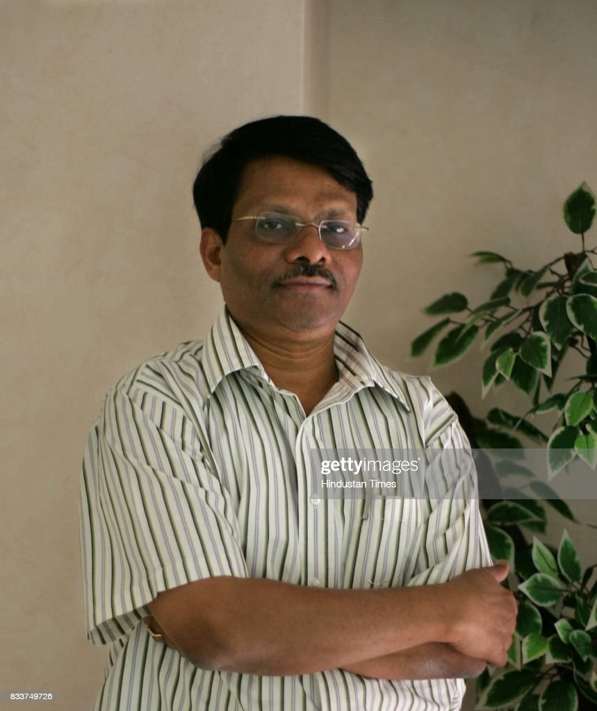 K. Raju, Andhra Pradesh's rural development secretary.