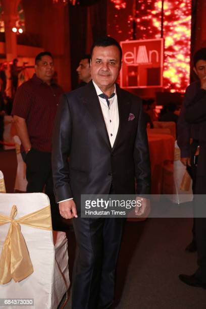 Rakesh Kapoor Elan Group Chairman during the launch of prestigious project Elan Miracle hosted by Real Estate Company Elan Group on May 13 2017 in...
