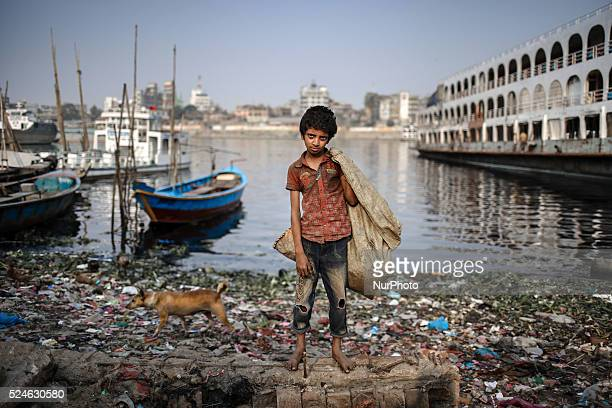 Rakib is about 10 year old boy who collects waste materials from street and garbage and sell them to local retailer By doing this he earns hardly 25...