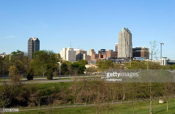 Raleigh Green Cityscape