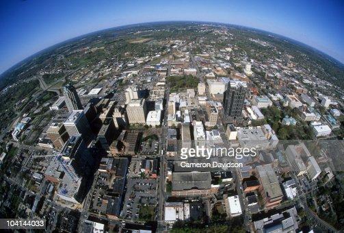 Raleigh, North Carolina : Stockfoto