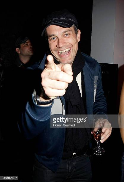 Ralf Bauer attends the 'Tele 5 Director's Cut`during the 60th Berlin Film Festival at Puro Lounge on February 19 2010 in Berlin Germany