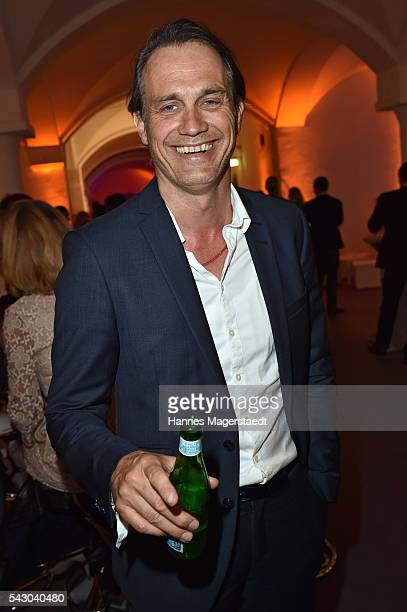 Ralf Bauer during the Audi Director's Cut during the Munich Film Festival 2016 at Praterinsel on June 25 2016 in Munich Germany