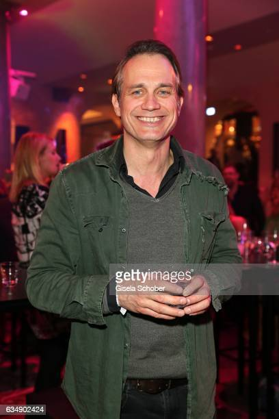 Ralf Bauer during the BUNTE BMW Festival Night 2017 during the 67th Berlinale International Film Festival Berlin at restaurant 'Gendarmerie' on...