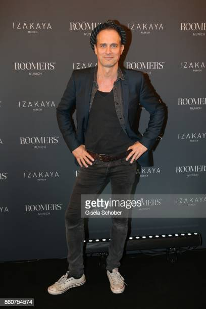 Ralf Bauer during the grand opening of Roomers IZAKAYA on October 12 2017 in Munich Germany
