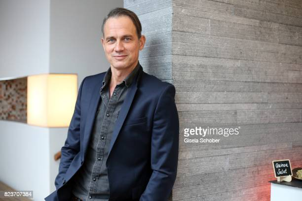 Ralf Bauer during the summer party of and at Hotel Bayerischer Hof on July 27 2017 in Munich Germany