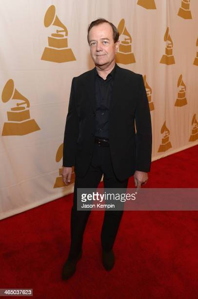 Ralf Hutter of Kraftwerk attends the Special Merit Awards Ceremony as part of the 56th GRAMMY Awards on January 25 2014 in Los Angeles California