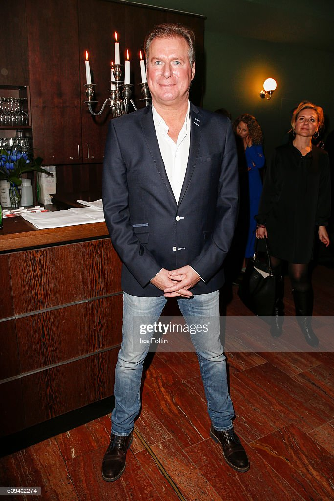 Ralf Lindermann attends the Blaue Blume Awards 2016 on February 10, 2016 in Berlin, Germany.
