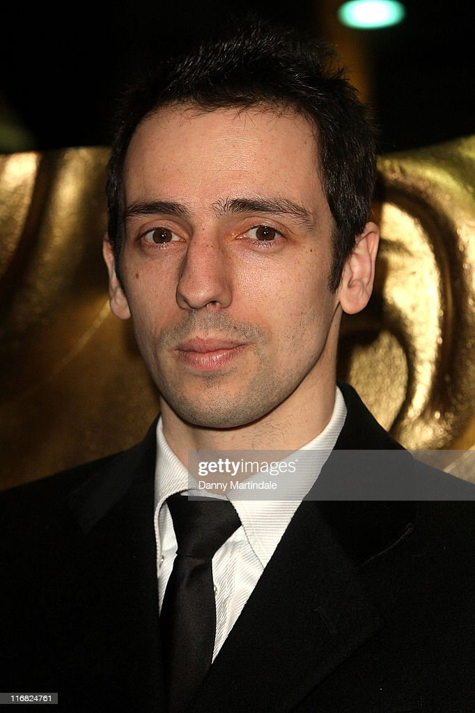 Ralf Little attends the BAFTA Video Games Awards at London Hilton on March 10 2009 in London England