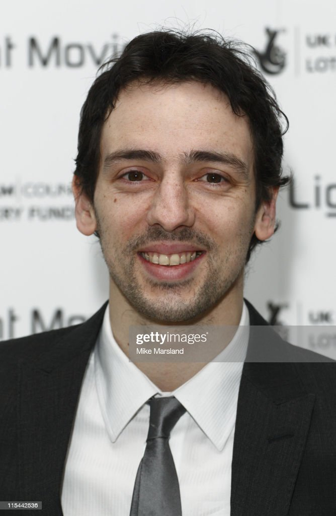 Ralf Little attends the First Light Movie Awards at Odeon Leicester Square on March 2 2010 in London England