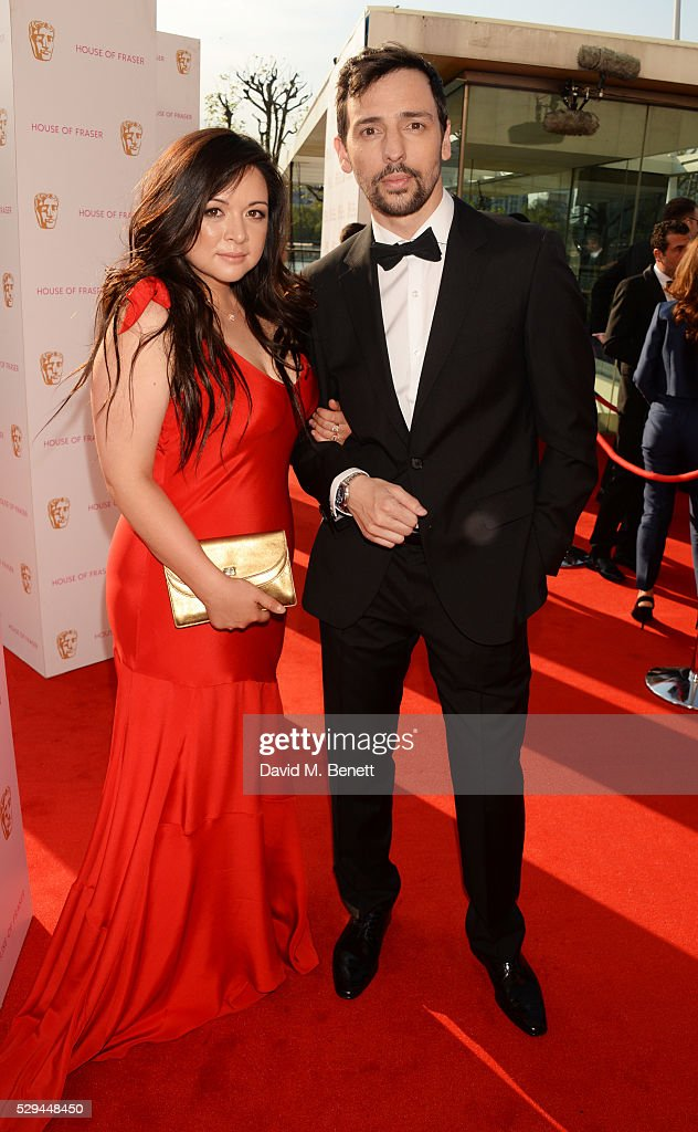 Ralf Little attends the House Of Fraser British Academy Television Awards 2016 at the Royal Festival Hall on May 8 2016 in London England