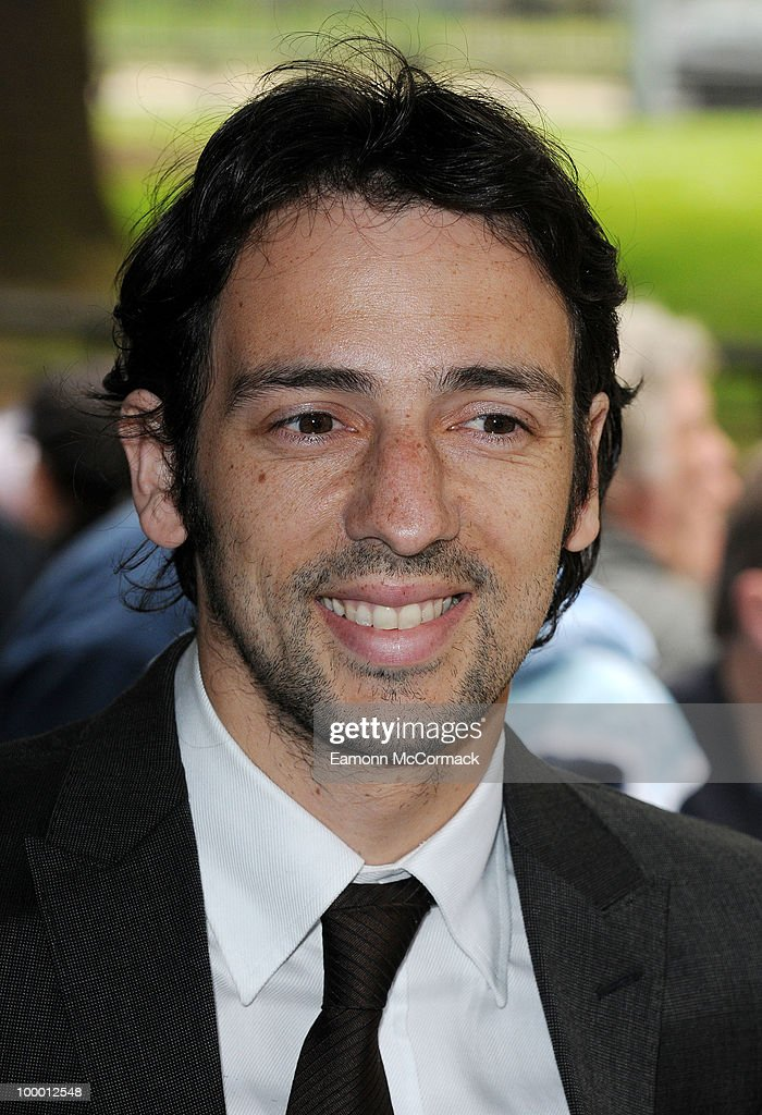 Ralf Little attends the Ivor Novello Awards at Grosvenor House on May 20 2010 in London England