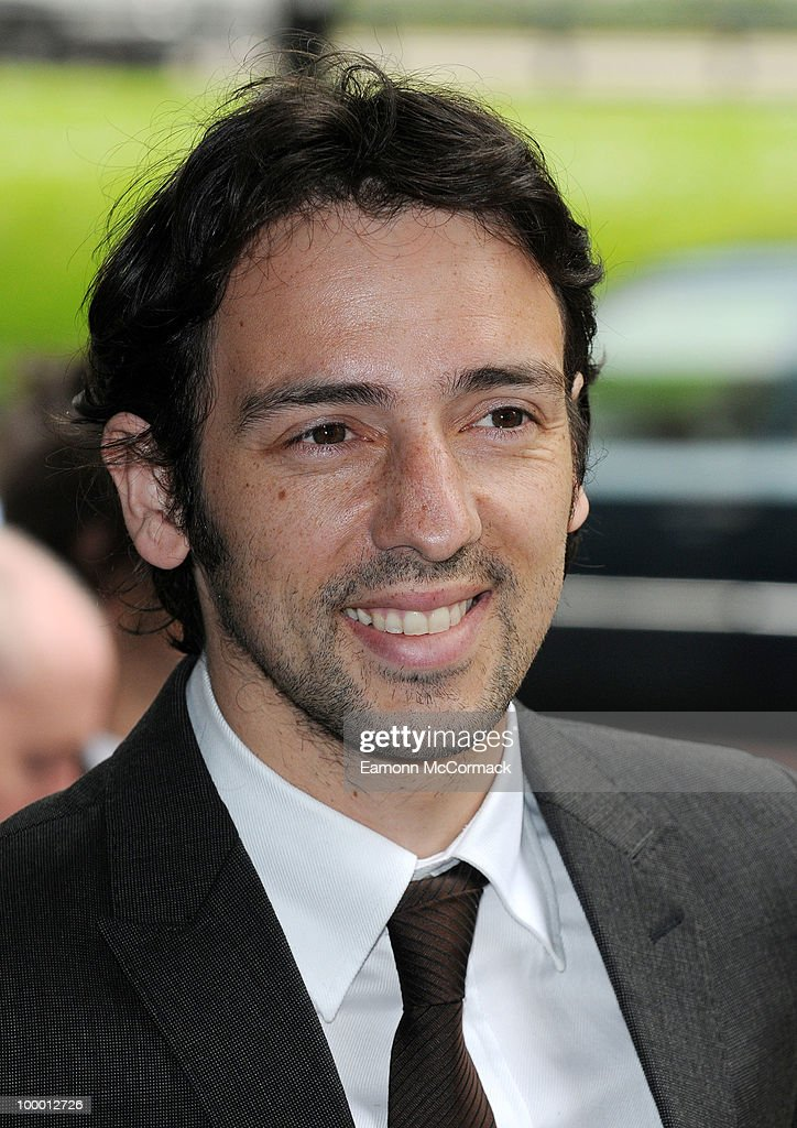Ralf Little attends the Ivor Novello Awards at Grosvenor House, on May 20, 2010 in London, England.