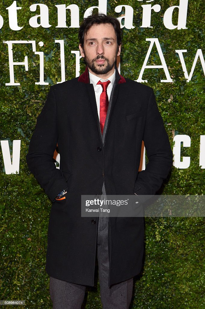 <a gi-track='captionPersonalityLinkClicked' href=/galleries/search?phrase=Ralf+Little&family=editorial&specificpeople=215197 ng-click='$event.stopPropagation()'>Ralf Little</a> attends the London Evening Standard British Film Awards at Television Centre on February 7, 2016 in London, England.