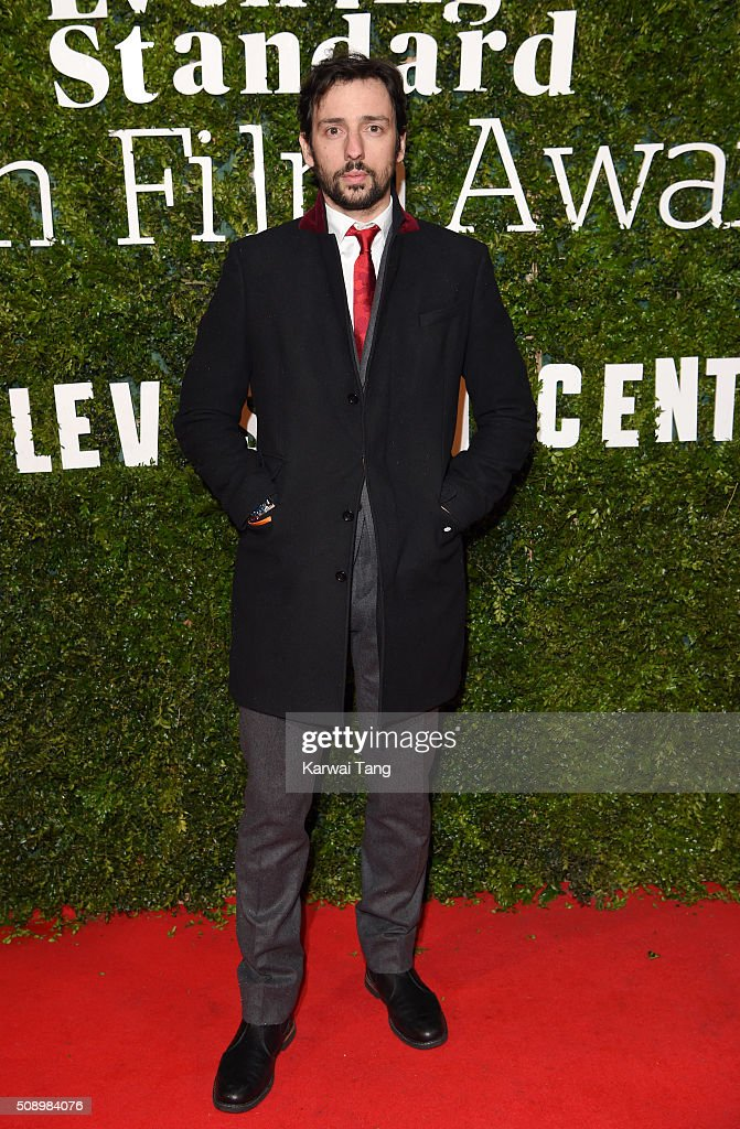 Ralf Little attends the London Evening Standard British Film Awards at Television Centre on February 7 2016 in London England