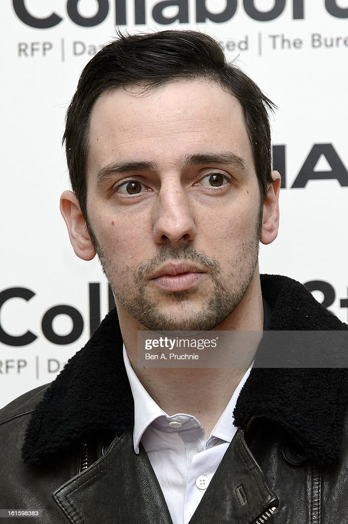 Ralf Little attends the premiere of Rankin's Collabor8te connected by NOKIA at Regent Street Cinema on February 12, 2013 in London, England.