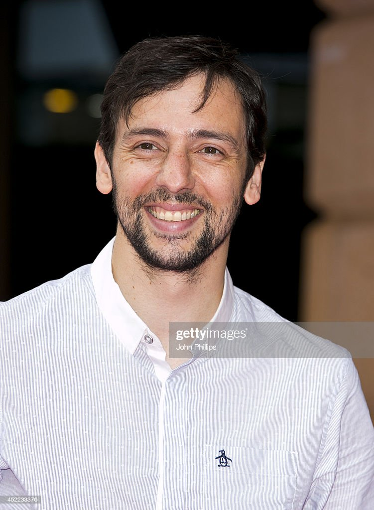 Ralf Little attends the VIP screening of 'Kasabian' at Vue Leicester Square on July 16 2014 in London England