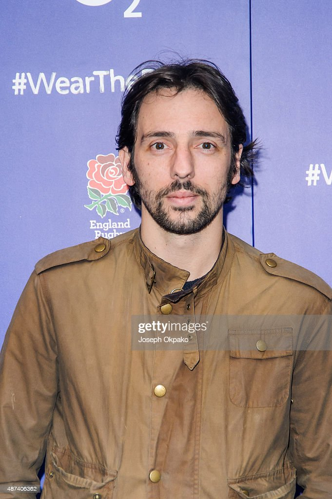 Ralf Little attends Wear The Rose Live at The O2 Arena on September 9 2015 in London England
