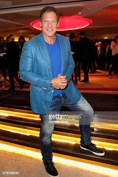 Ralf Moeller during the Genlemen Style Night at Hotel Vier Jahreszeiten on May 13 2015 in Munich Germany
