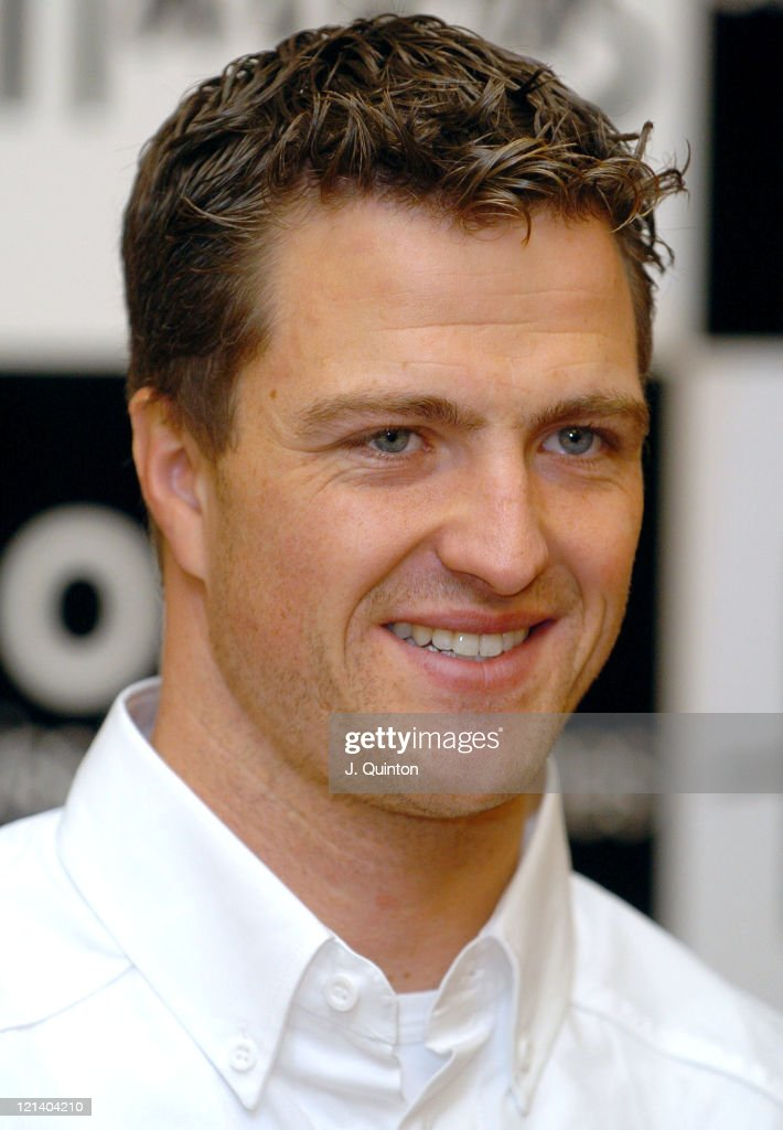 ralf schumacher celebrates oris watches 100th birthday getty images. Black Bedroom Furniture Sets. Home Design Ideas