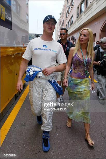 Ralf Schumacher in Monaco on June 01 2003