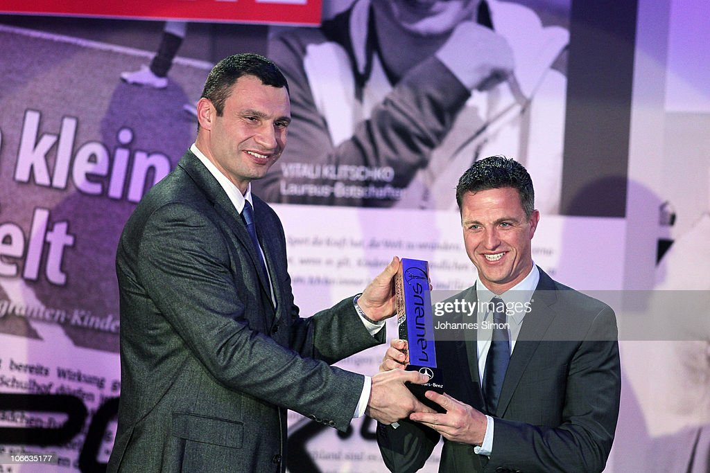 Laureus Media Award 2010