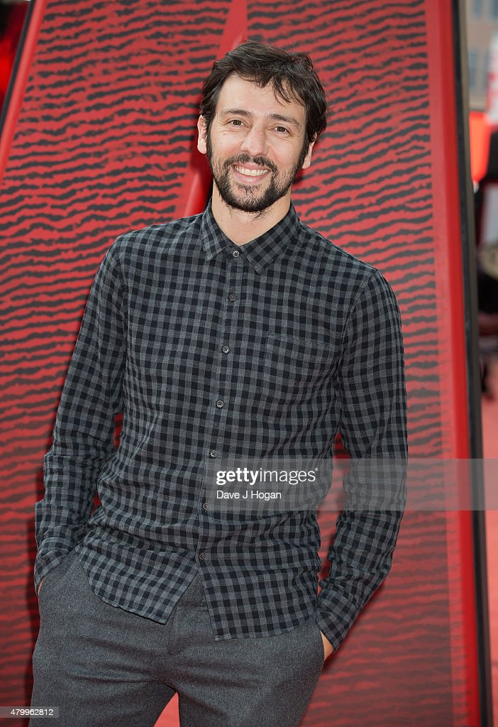 Ralp Little attends the European Premiere of Marvel's 'AntMan' at Odeon Leicester Square on July 8 2015 in London England